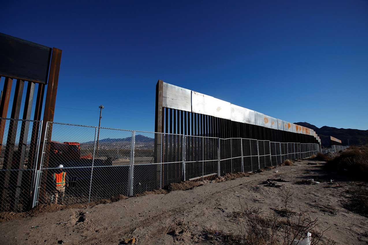 Muro Stati Uniti - Messico