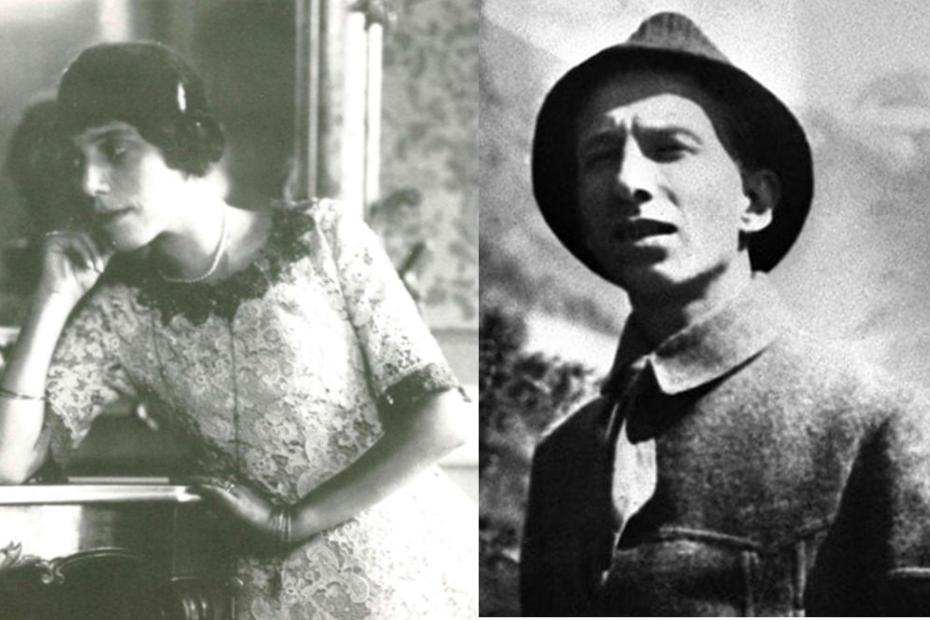 Lettere d'amore - Amalia Guglielminetti - Guido Gozzano