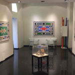 La grande forza di Esther Mahlangu alla galleria Arena studio d'arte