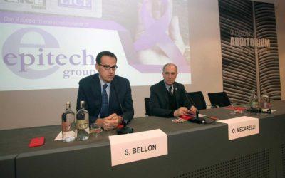 Bellon e Meccarelli al convegno Update in epilettologia 2018
