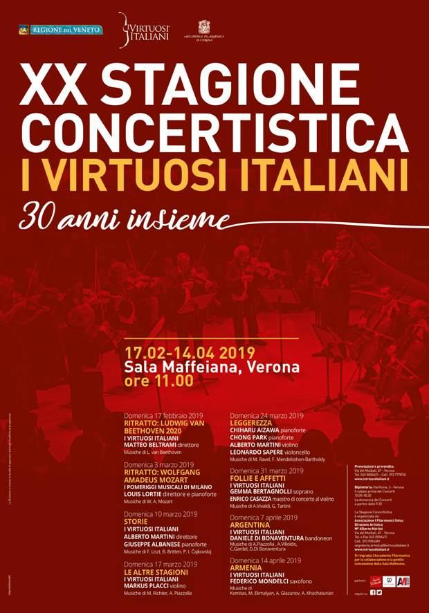 I Virtuosi Italiani - XX Stagione