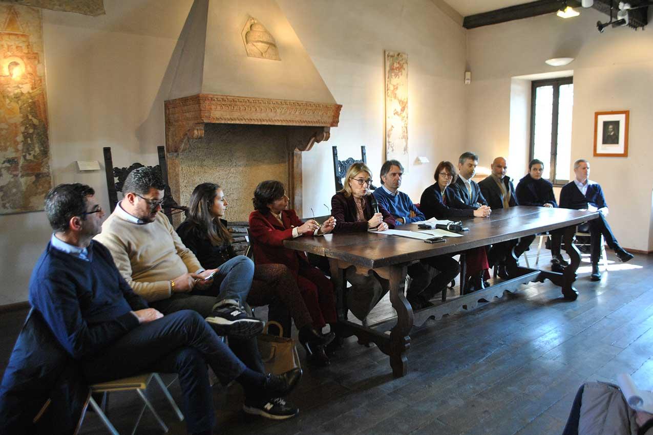 Presentazione del progetto per la casa di Giulietta