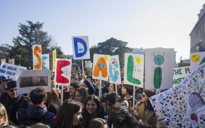 2019/03/15 Manifestazione per il clima a Verona