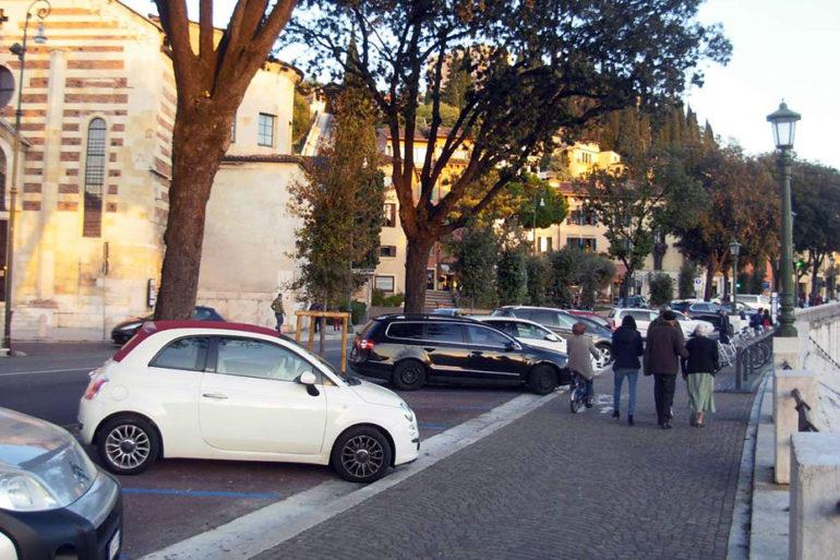 Lungadige San Giorgio, Verona