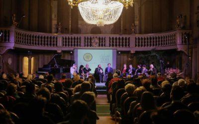 Giornata mondiale della poesia 2018, Sala Maffeiana del Teatro Filarmonico (photo Accademia mondiale della poesia)