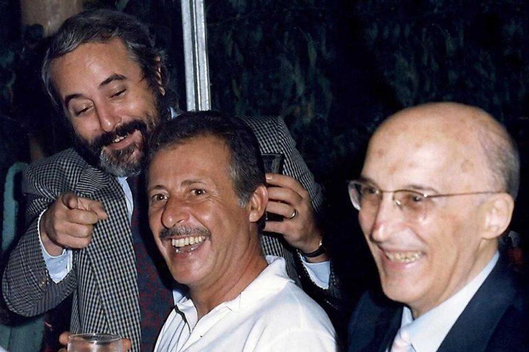 Giovanni Falcone, Paolo Borsellino, Antonino Caponnetto