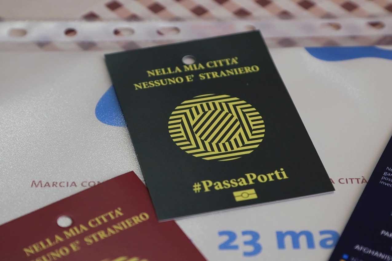 PassaPorti nella mia città nessuno è straniero
