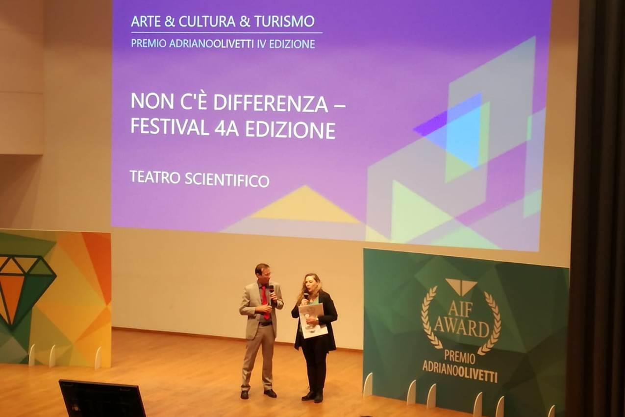 non c'è differenza - premio olivetti 2019