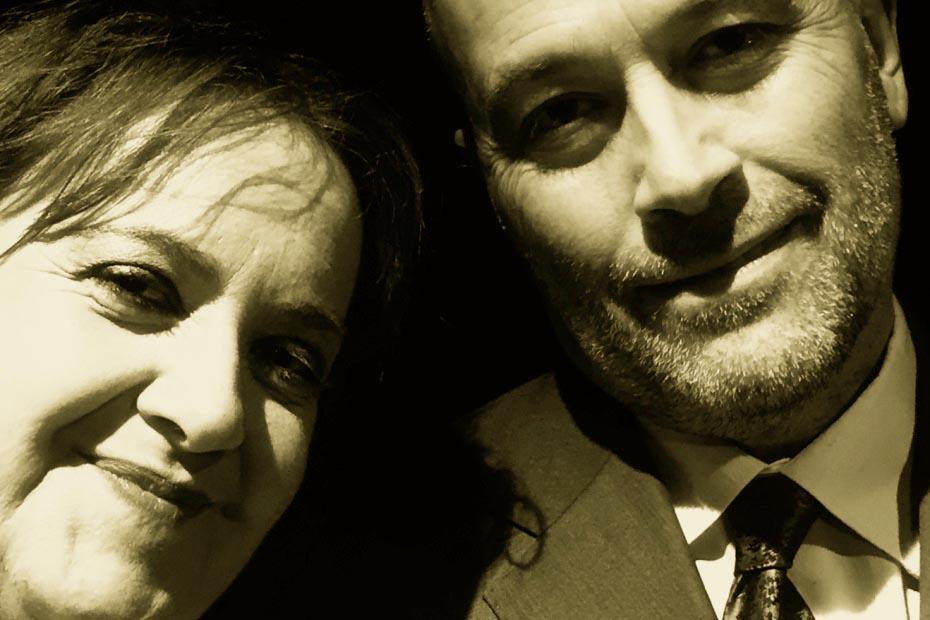 marcio nuziale - Cristina Miriam Chiaffoni e Maurizio Perugini