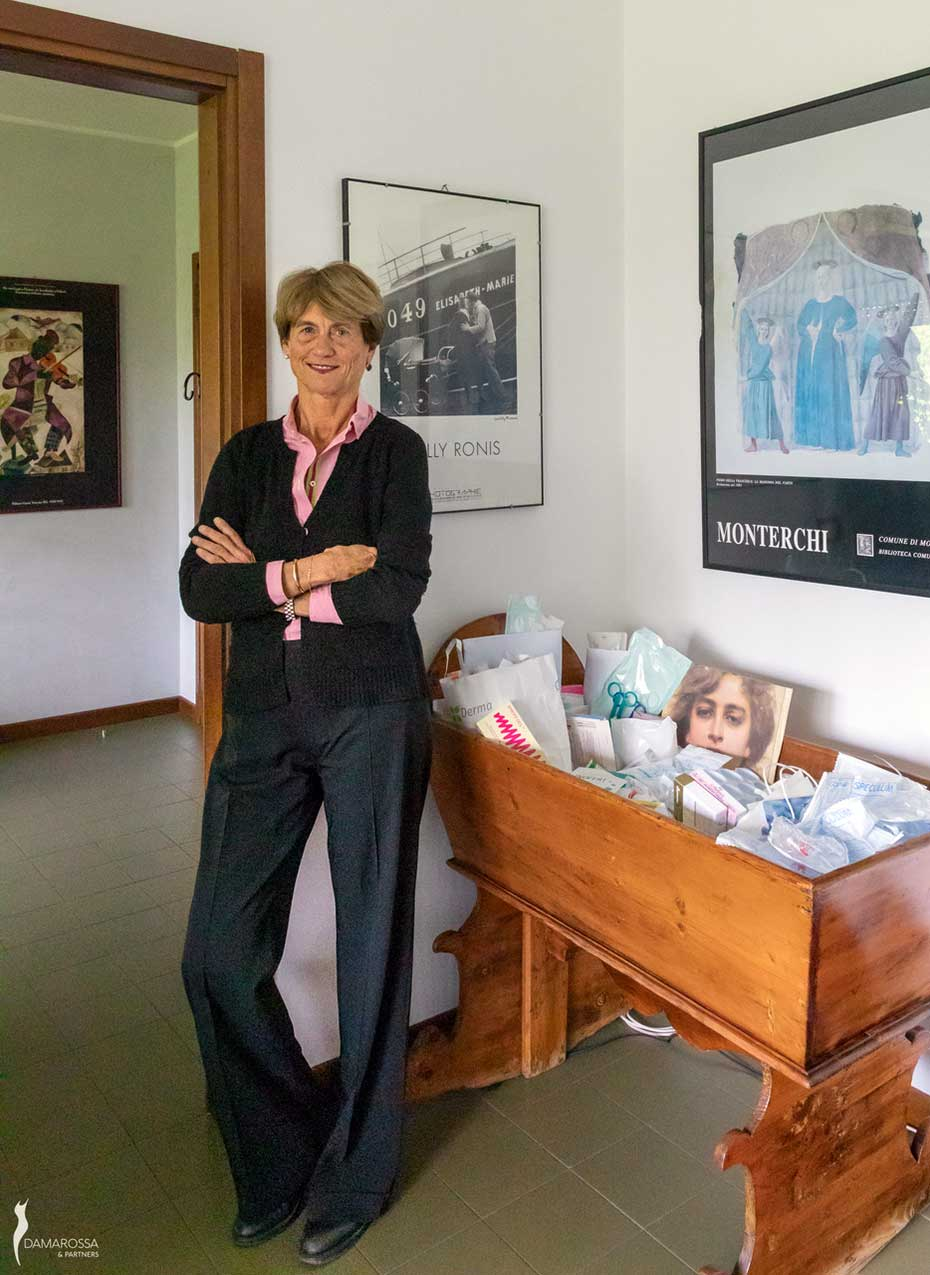 Maria Geneth (Foto Damarossa & Partners)