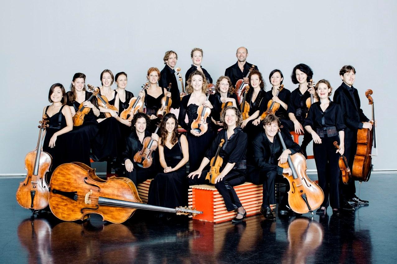 Amsterdam Sinfonietta e Beatrice Rana