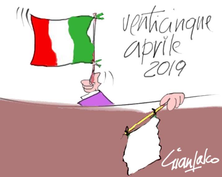 25 aprile 2019