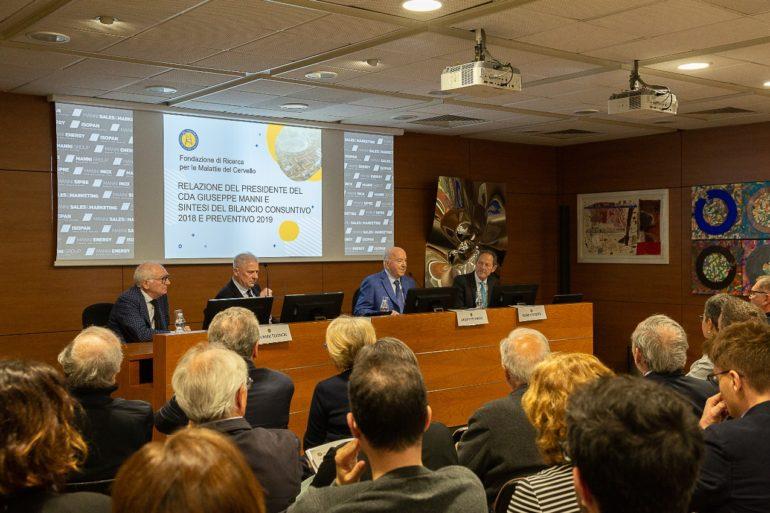Brain Research Foundation Verona