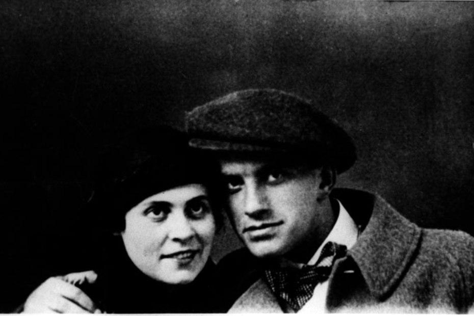 Lettere d'amore, il carteggio tra Vladimir Majakovskij e Lili Brik ...