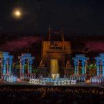 Aida 2019 in scena nella veste del regista Gianfranco De Bosio
