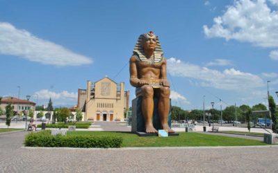Il faraone di Aida a Porta Nuova