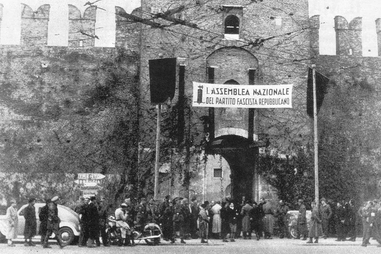 Congresso di Verona, 14-15 novembre 1943