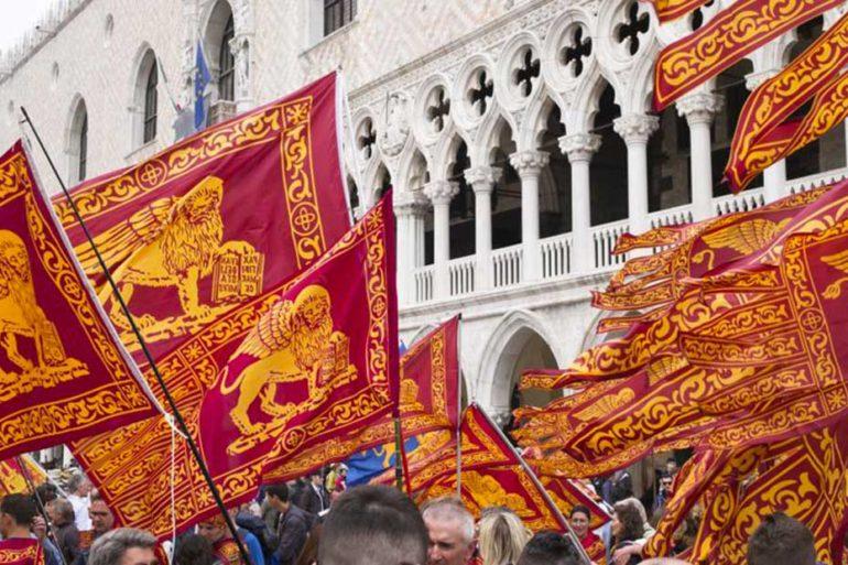 Bandiera Lega