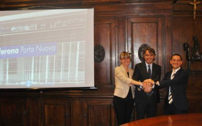 Elisa De Berti, Federico Sboarina, Umberto Lebruto