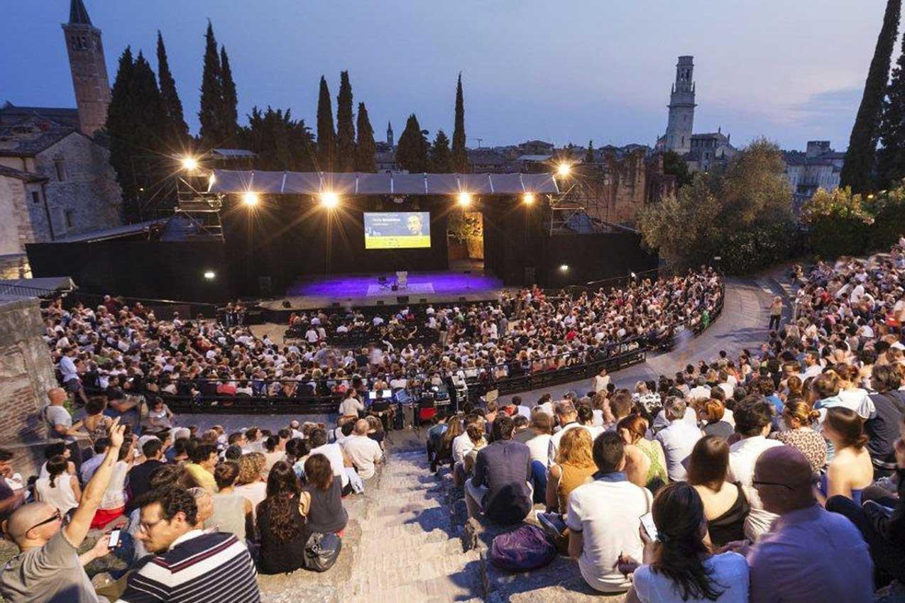 Festival della Bellezza (Teatro Romano, Verona)