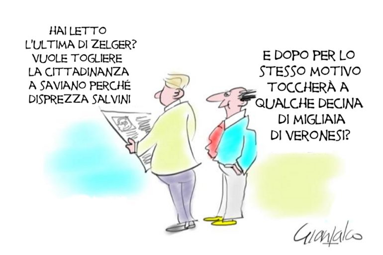 Zelger vs Saviano