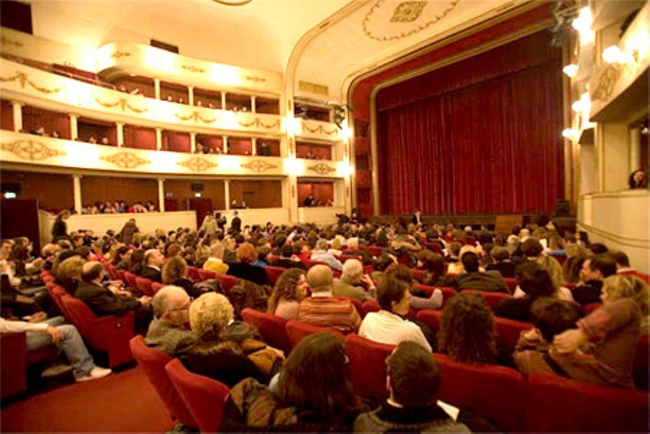 grande teatro - teatro nuovo - verona