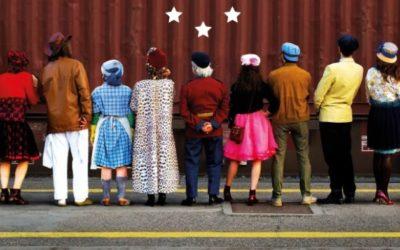 Allontanarsi dalla linea gialla - Estravagario Teatro