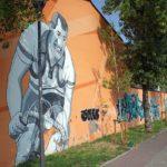 Bartali, il Giusto indiavolato e i graffiti satanisti al cimitero ebraico