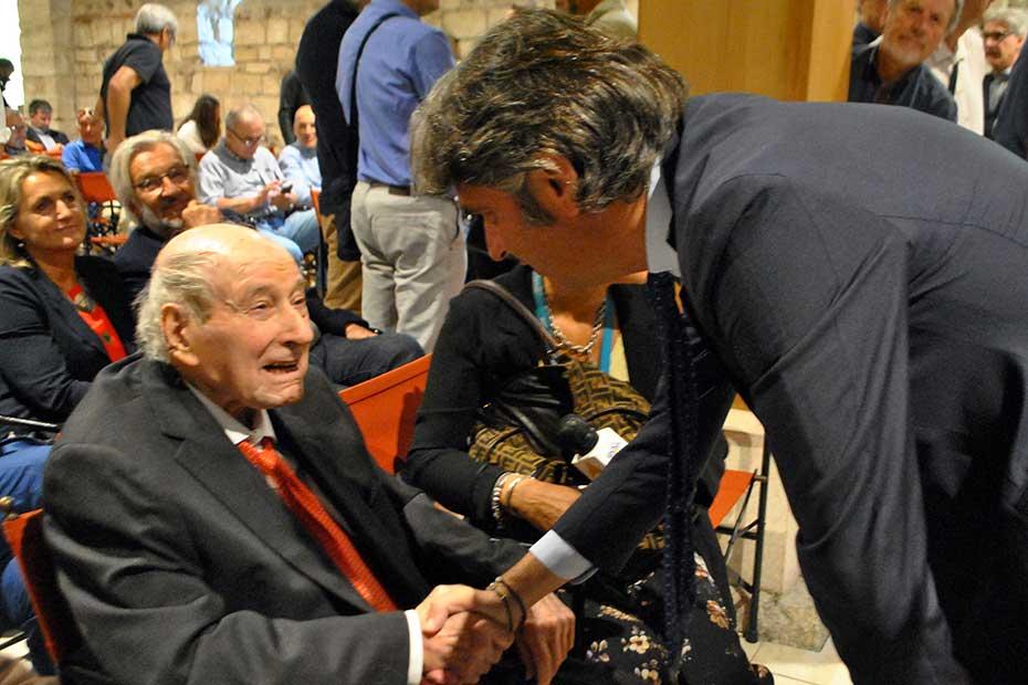 Libero Cecchini, Federico Sboarina