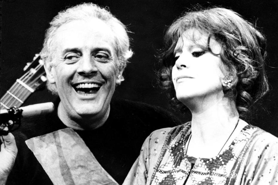 Mistero buffo - Dario Fo e Franca Rame