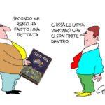 Matteo Renzi, l'Italia viva e la frittata
