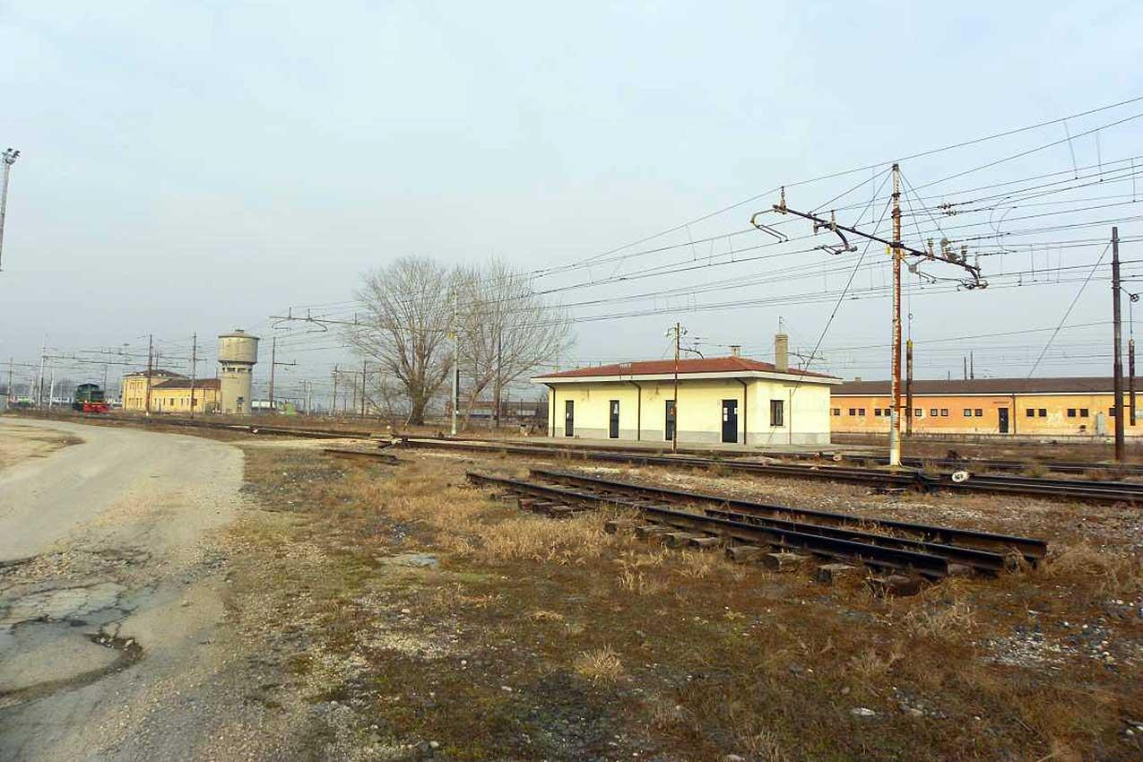 Ex scalo ferroviario