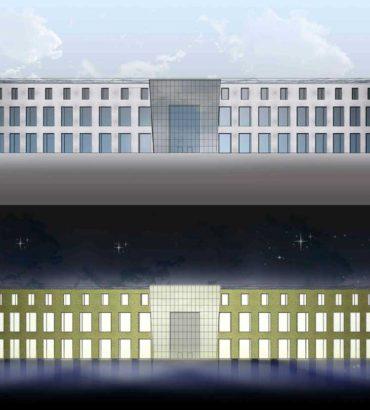 Il nuovo stadio, una seconda arena da 100 milioni di euro