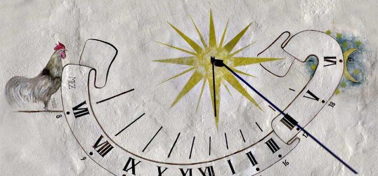 Orologio-meridiana
