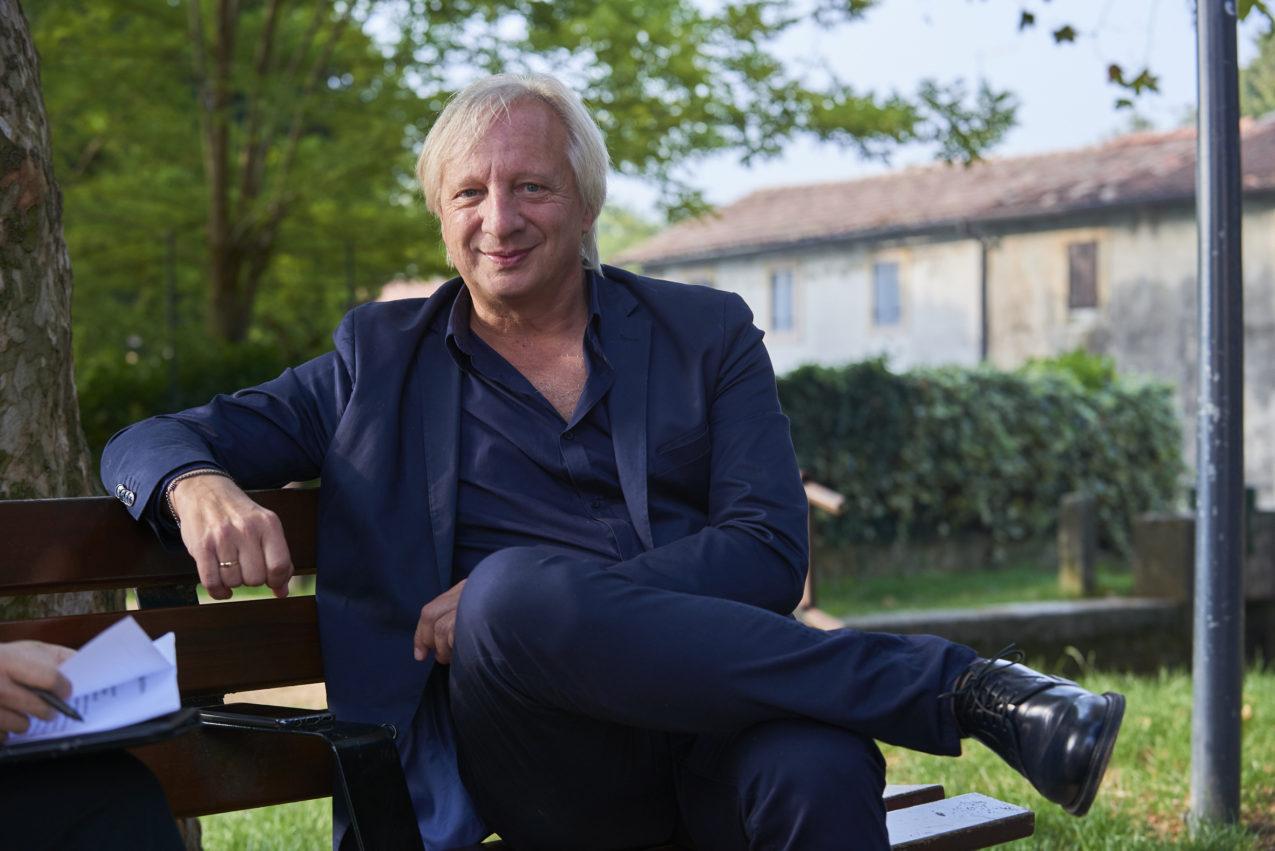 Gigi Vesentini (Foto Maurilio Zago)