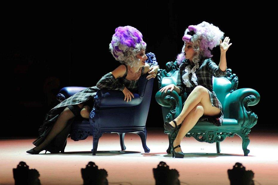 Viaggio in Italia-Il Matrimonio segreto-Foto Teatro Coccia