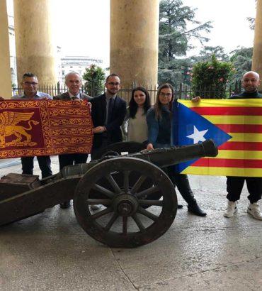 Lega: massimo sostegno al popolo catalano da Verona