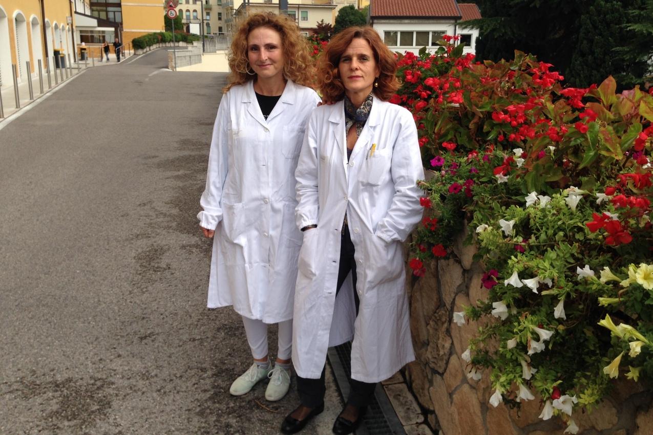 Donna alcol e violenza - Egle Ceschi e Francesca Martinelli - - Ospedale sacro Cuore Don Calabria