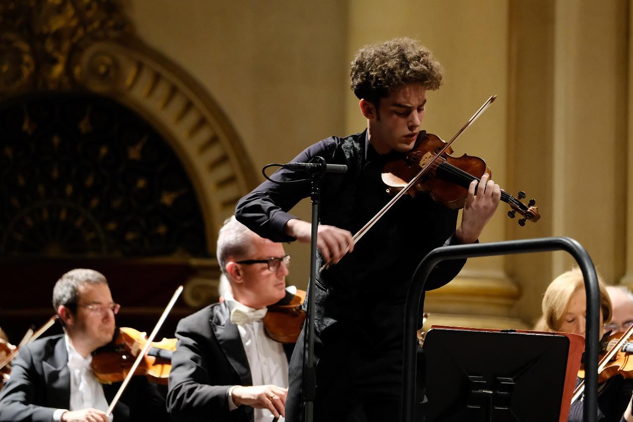 concerto - Giovanni Andrea Zanon