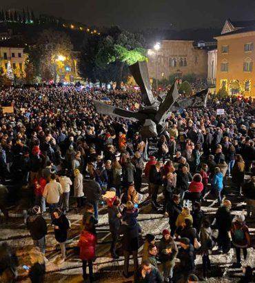 Movimento delle Sardine, nuova presa di coscienza della società