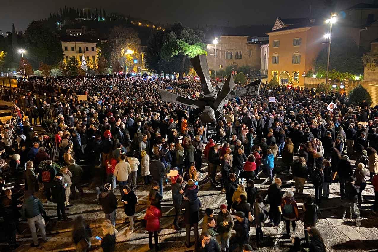 Sardine a Verona