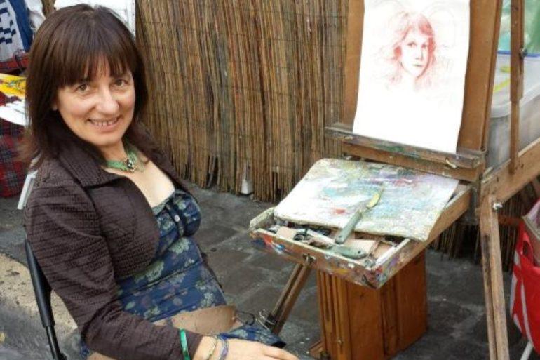 Antonella Burato - Disegnare i sentimenti