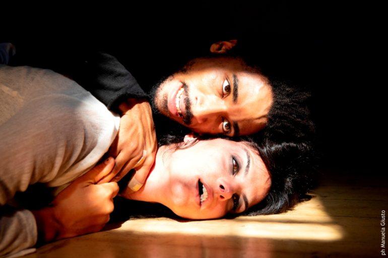 Scene di violenza coniugale - Dioniso - Foto di Manuela Giusto - Modus Verona