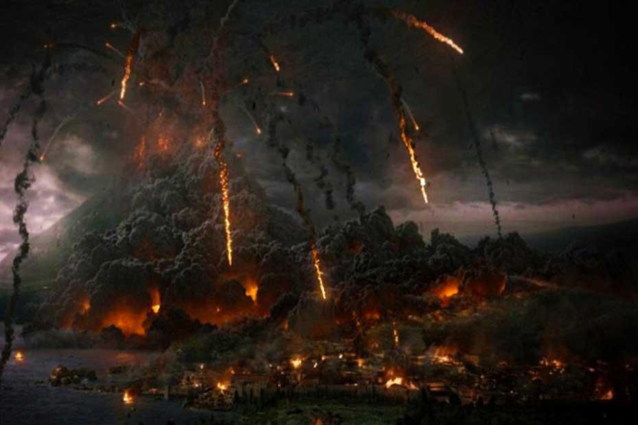 L'eruzione del Vesuvio, 79 d.C.
