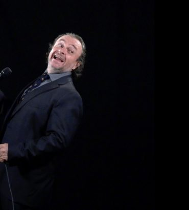 Natalino Balasso a Verona con lo spettacolo Velodimaya