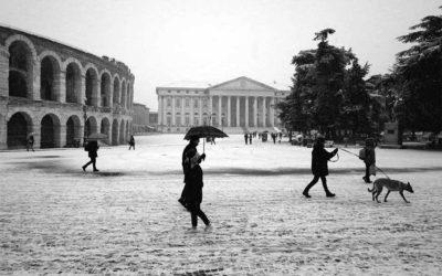 Piazza Bra (foto Giorgio Montolli)