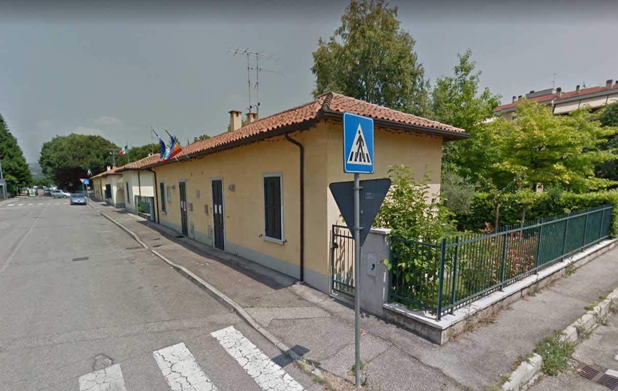 La sede dell'Associazione Pace tra i popoli, a Borgo Nuovo (Verona)