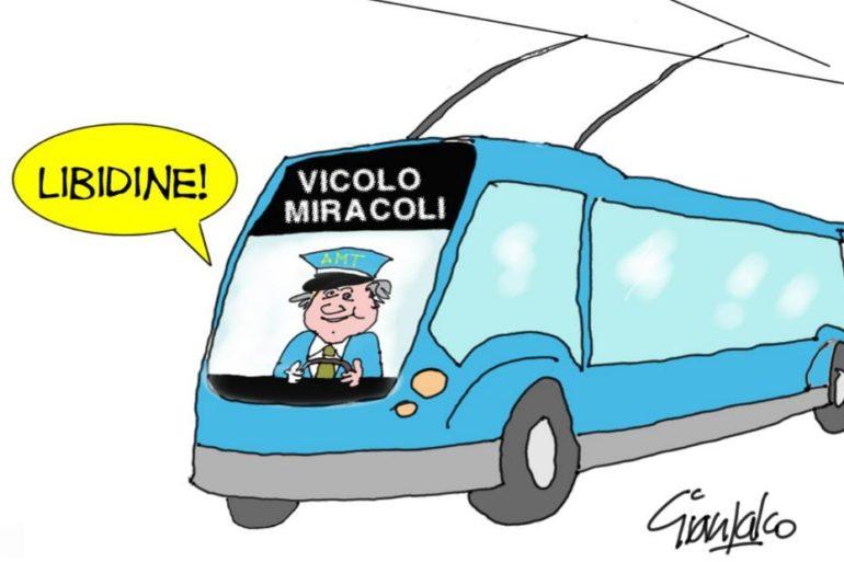 Jerry e il filobus