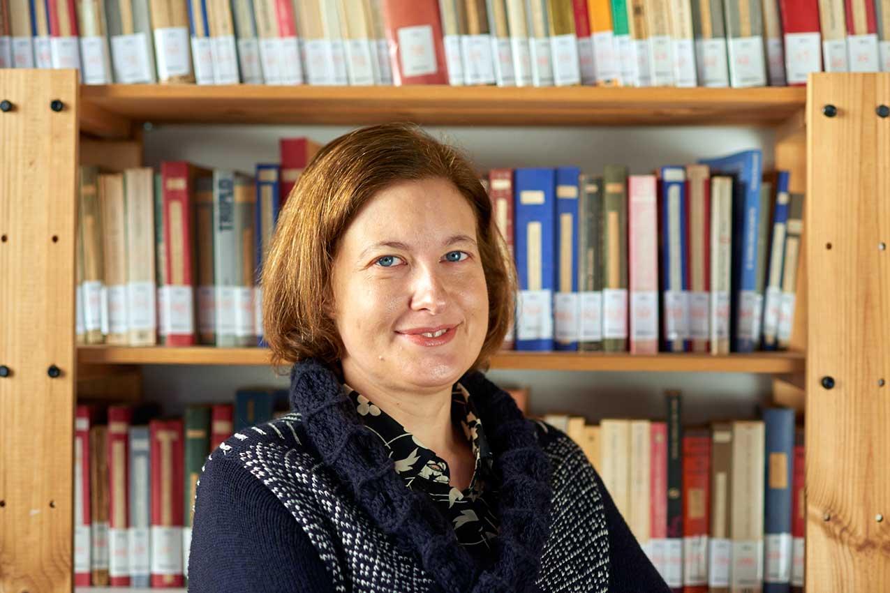 Rita Andriani (foto Maurilio Zago)