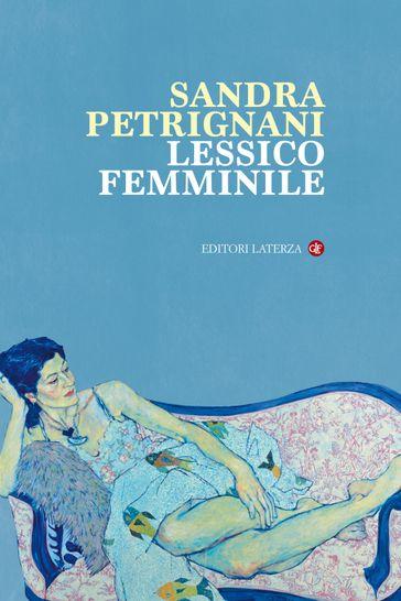Lessico femminile - Sandra Pertignani